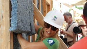 Blue Jeans Go Green Supports Habitat for Humanity Build-A-Thon