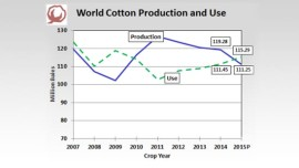 World Cotton Use