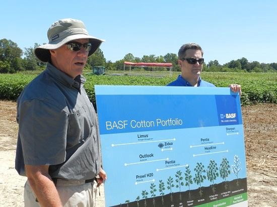Basf Expands Grow Smart Program Cotton Grower