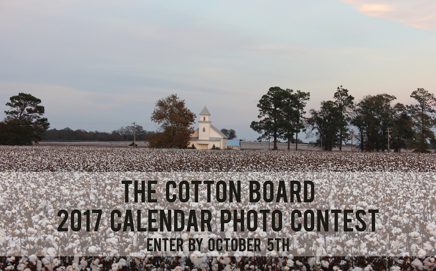 Calendar Photography Contest : Cotton board announces calendar photo contest