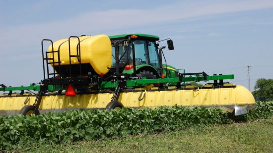 Post-Direct or Hooded Options for Layby Weed Control